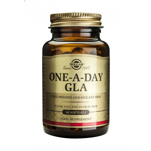 Solgar One-a-day GLA 150mg: 60 Softgels
