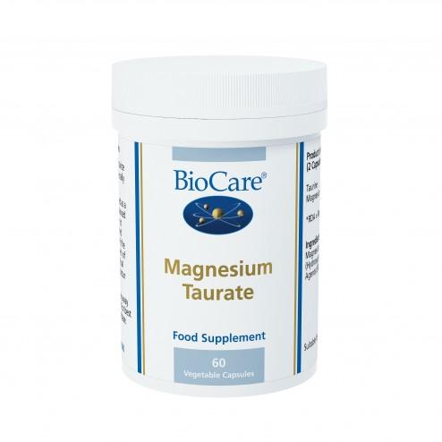 Magnesium Taurate 60 Capsules