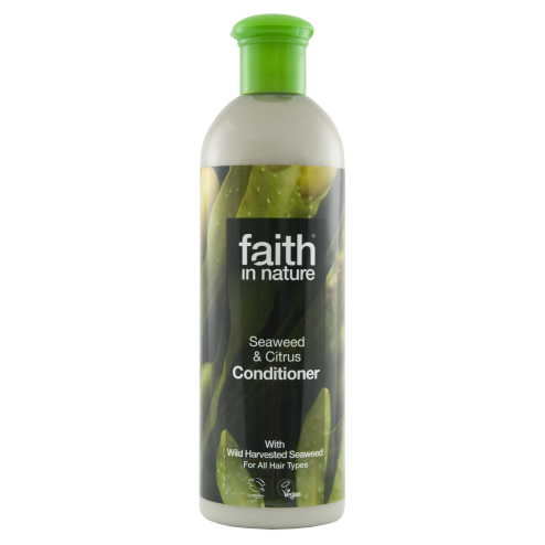 Faith In Nature Seaweed & Citrus Conditioner 400ml