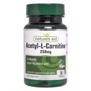 Acetyl-L-Carnitine 250mg(30 Tabs)