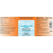 Alka-Clear Powder (Cleansing and pH balance)