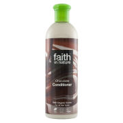 Faith in Nature Chocolate Conditioner 400ml