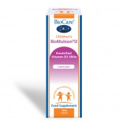 Children's BioMulsion® D (Liquid vitamin D)10ml