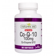 CO-Q-10 100mg (Co Enzyme Q10) (90 Caps)
