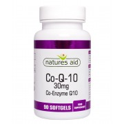 CO-Q-10 30mg (Co-Enzyme Q10) (90 Caps)