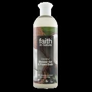 Faith In Nature Coconut Shower Gel & Foam Bath 400ml
