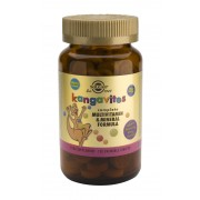 Solgar Kangavites - Bouncing Berry flavour: 120 Chewable Tablets