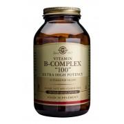 "Solgar Formula Vitamin B-Complex ""100"" : 250 Vegetable Capsules"