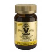 Solgar VM2000 Multi-Nutrient: 60 Tablets