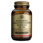 Solgar Maximised L-Glutathione 250mg: 60 Vegicaps