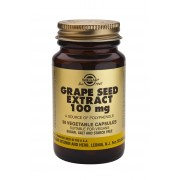 Solgar Grape Seed Extract 100mg: 30 Vegicaps