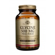 Solgar Glycine 500mg: 100 Vegicaps