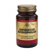 Solgar Advanced Acidophilus - 100% Dairy Free: 50 Vegicaps