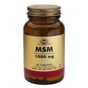 Solgar MSM 1000mg: 60 Tablets