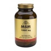 Solgar MSM 1000mg: 120 Tablets