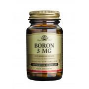 Solgar Boron 3mg - 100 Capsules