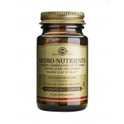 Solgar Neuro-Nutrients - 30 Vegicaps