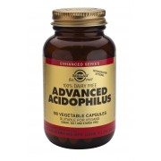 Solgar Advanced Acidophilus - 100% Dairy Free: 100 Vegicaps (Default)