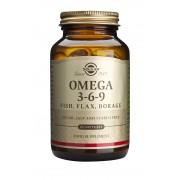 Solgar Omega 3-6-9 - 60 Softgels