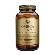 Solgar Omega 3-6-9 Softgels 120 caps