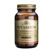 Solgar Potassium: 100 Tablets