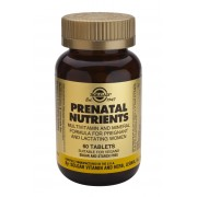Solgar Prenatal Nutrients: 60 Tablets