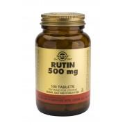 Solgar Rutin 500mg - 100 Tablets