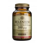 Solgar Selenium 200ug (Yeast Free): 250 Tablets