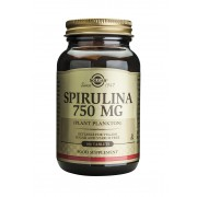 Solgar Spirulina 750mg: 100 Tablets