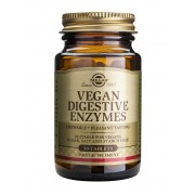 Solgar Vegan Digestive Enzymes (Chewable): 50 Tablets