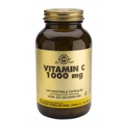 Solgar Vitamin C 1000mg - 100 Vegetable Capsules