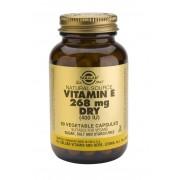 Solgar Dry Vitamin E400iu - 50 Vegicaps