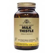 Solgar Milk Thistle: 100 Vegicaps