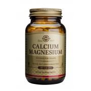 Solgar Calcium / Magnesium: 100 Tablets