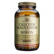 Solgar Calcium Magnesium Boron: 250 Tablets