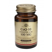 Solgar Co Q10 100mg: 30 Softgels
