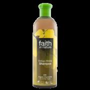 Faith in Nature Ginkgo Biloba Shampoo 400ml