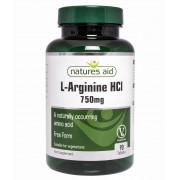 L-Arginine HCl 750mg(90 Tabs)
