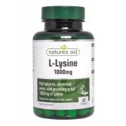 L-Lysine 1000mg(60 Tabs)