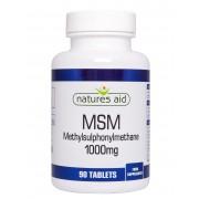 MSM 1000mg (90 Tabs)