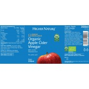 Organic Apple Cider Vinegar(350ml)