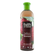 Faith in Nature Raspberry & Cranberry Shampoo 400ml