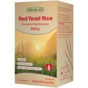 Red Yeast Rice 600mg (90 Caps)