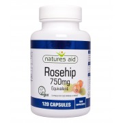 Rosehip 750mg (120 VCaps)