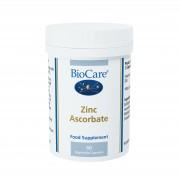 Zinc Ascorbate 60 Veg Capsules