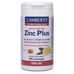 Lamberts Zinc Plus Lozenges (100)