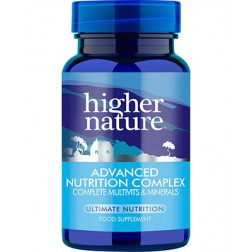 ADVANCED NUTRITION COMPLEX (30 veg tabs)