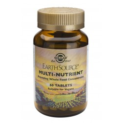 Solgar Earth Source Multi-Nutrient: 60 Tablets