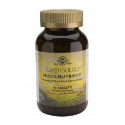 Solgar Earth Source Multi-Nutrient: 90 Tablets