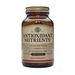 Solgar Antioxidant Nutrients: 100 Tablets
